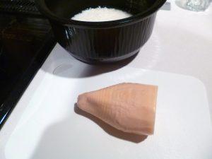 主な材料はたけのことお米だけ!