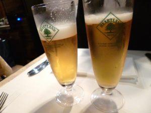 ハートランドの生ビール