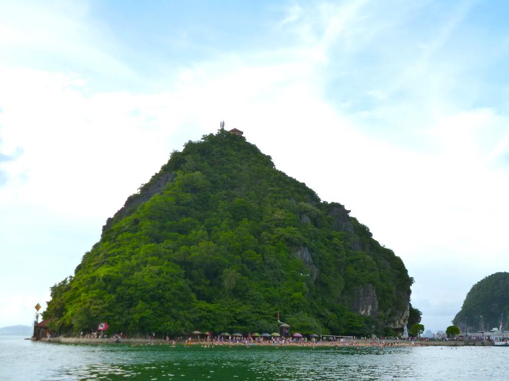 ti top island