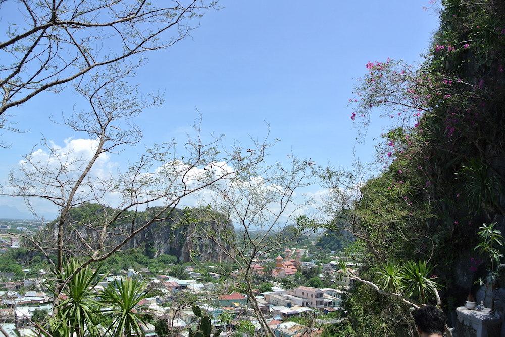 展望台から見える景色